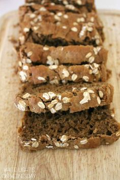 Knock Off Cheesecake Factory Bread. Ingredients: instant coffee, yeast, molasses, flour, unsweetened cocoa powder, sugar, salt, veg oil, egg white, rolled oats