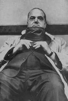 Rare picture of Tony Salerno aka Fat Tony,former street boss for the Genovese family