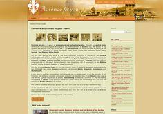 http://www.florenceforyou.com/ Florence Tourist Guides