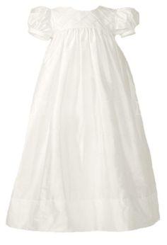 Laura Ashley Christening Gown in Silk Lattice « Clothing Impulse