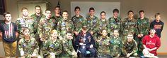 WWII Veteran Edward Sobczyk visits OCS | Omaha Composite Squadron