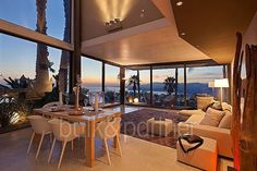 Modern luxury villa with incredible views for sale in Benidorm - ID 5500052 - Real estate is our passion... www.bulk-partner.com