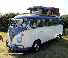 Le combi Volkswagen comme on l'aime, enfin... comme certains l'ont aimé ou comme on l'aurait aimé...