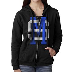 CvdsrvV Shawn Mendes SM Classic Logo Women's Fashion Hooded Sweatshirt
