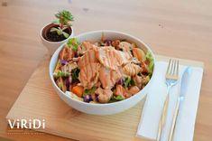 E está salada é tão boa #viridi