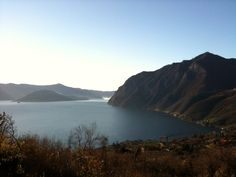 Iseo seen from Solto Collina Italy, River, Outdoor, Outdoors, Italia, Outdoor Games, The Great Outdoors, Rivers