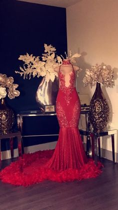 Source by dresses black girls slay group Black Girl Prom Dresses, Cute Prom Dresses, Prom Outfits, Homecoming Dresses, Gala Dresses, Formal Dresses, Prom Dreses, Prom Goals, Prom Couples