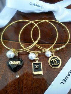Chanel Charm Bracelets Designsbyz