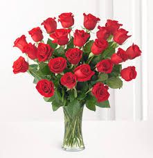 Fancy - Red Roses by Fancy. Suprise someone this Valentine's day with the most traditional and classic long-stemmed red rose arrangement. Order Cakes Online, Order Flowers Online, Special Flowers, Send Flowers, Beautiful Roses, Beautiful Gardens, Red Rose Arrangements, Online Flower Delivery, Make Happy