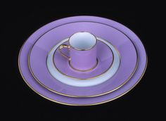 Legle Porcelain in Lilac   Agentia