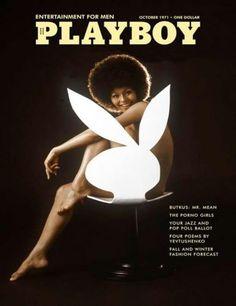 Darine Stern (1947-1994), primera mujer afroamericana en portada de Playboy (1971) Murió a los 46 años de cáncer