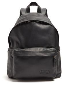 EASTPAK . #eastpak #bags #leather #lining #nylon #backpacks #