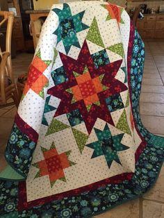 Quilt Kits : More Than Stars Quilt Kit | Nancy Rink Designs