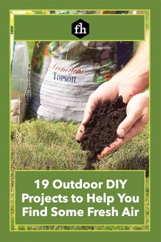 19 Outdoor DIY Projects to Help You Find Some Fresh Air Keyless Locks, Windshield Glass, Top Soil, Vinyl Siding, Landscaping Tips, Flower Boxes, Patio Chairs, Painting Tips, Curb Appeal