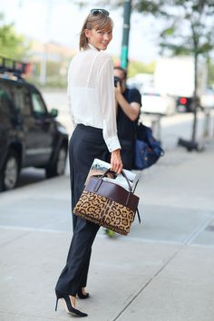 Chic Business Woman