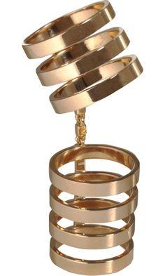 Repossi Gold Berbère Ring