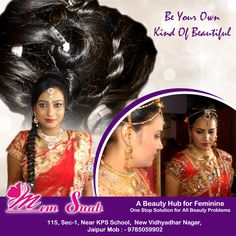 """Sure, My Life Isn't Perfect, But My Hair Is"". To Book an Appointment Please call Us at : 097850 59902. #memsaab #memsaabbeautysalon #bridalmakeup #hairtreatment #hairspa #partymakeup #makeup #makeupartist #smokyeyes #hairstyle #makeupartistjaipur #indianwedding #skincare"