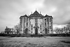 Santuário do Senhor Jesus da Pedra by ruiejoao