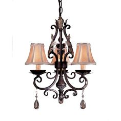Bellasera Five Light Chandelier Minka Lavery Candles W/ 4 Or 5 Shades Chandeliers Ceiling
