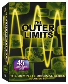 The Outer Limits 1963 complete series dvd season 1-2