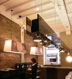 Boon - The Chocolate Experience by LensAss architecten, via Behance
