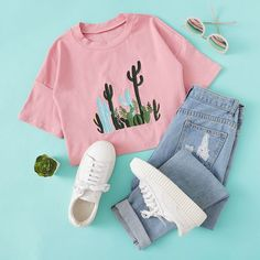 Teenager outfits, outfits for teens, trendy outfits, spring outfits Teen Fashion Outfits, Mode Outfits, Cute Fashion, Look Fashion, Korean Fashion, Girl Outfits, Trendy Fashion, Travel Outfits, Travel Fashion