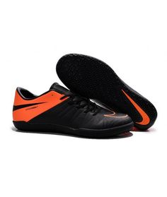 Nike Hypervenom Phelon II IC SÁLOVÁ muži kopačky černá oranžový - Messi  kopačky adidas Neymar CR7 nike kopačky -www.kopacky01.com 0d9f6b381af0e