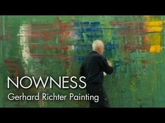 Gerhard Richter And His Squeegee (VIDEO) – New American Paintings/Blog