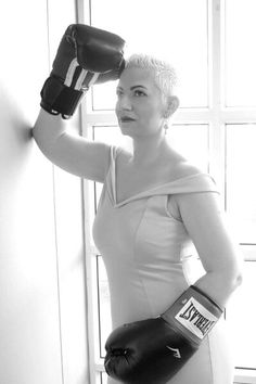 Author Anna Emm boxing photography 2017