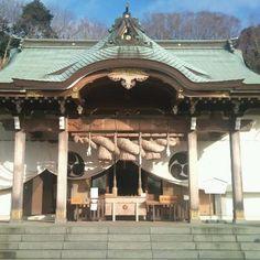 本牧神社月次祭 2013/02/01