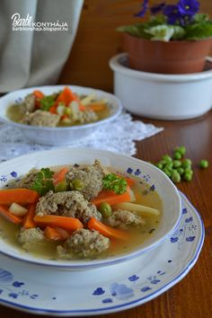 Soup Recipes, Cooking Recipes, Thai Red Curry, Meat, Chicken, Ethnic Recipes, Kitchen, Foods, Drinks