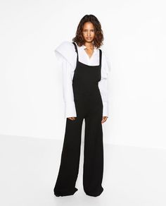 Image 1 of PALAZZO JUMPSUIT from Zara