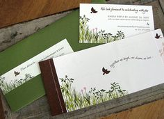 inaccessible but cool DIY Wedding invitation Wedding Invitation Packages, Cheap Wedding Invitations, Diy Invitations, Wedding Stationary, Invites, Invitation Ideas, Wedding Cards, Diy Wedding, Wedding Ideas