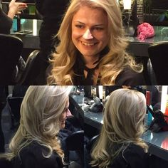 Gorgeous hair by Chantal at Midori