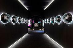 Nike Area 72 - SouthSouthWest. Branding & design, Melbourne.