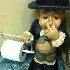 Toilet paper holder | Funny Pictures, Quotes, Memes, Jokes