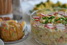 Creamy potato and apple salad, super yummy! Lacto Vegetarian Recipe, Delicious Vegan Recipes, Other Recipes, Veggie Recipes, Potato Salad With Apples, Apple Salad, Egg Salad, Vegetable Seasoning, Easter Recipes