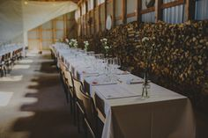 Table settings. http://johannahietanen.com/wedding/kustavi-wedding-preview/