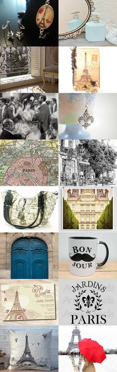 Paris Is Always a Good Idea by Diane Waters on Etsy--Pinned with TreasuryPin.com