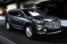 Hyundai Santa Fe 2015 Review - http://www.futurecarsworld.com/hyundai/hyundai-santa-fe-2015-review/