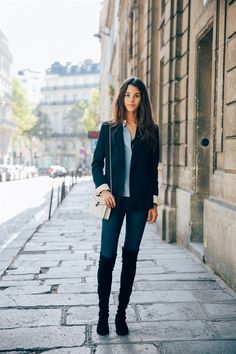 PAULINE HOARAU - SS17 PFW Model's look: lo stile delle modelle a Parigi - Vogue.it