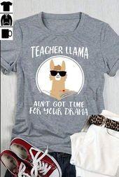11 Best Teacher Outfits - Chaylor & Mads Teacher Llama - Teacher Shirts - Ideas of Teacher Shirts - Teacher Llama<br>