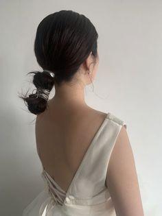 Hear Style, Twist Bun, Hair Arrange, Great Hair, Bride Hairstyles, Hair Dos, Gorgeous Hair, Hair Inspo, Wedding Bride