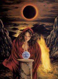 Pagan Goddess Art