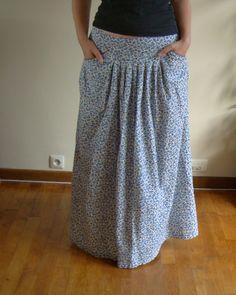 Variante jupe Opale Ivanne Soufflet