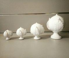 #pumo #pugliese interamente lavorato a mano, in #ceramica. Un simbolo #portafortuna simbolo di rinascita. #puglia #salento #handmade #arredo #bomboniere #homedecor