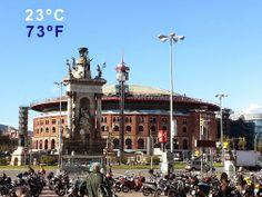 Good morning from #Barcelona! / ¡Buenos días!