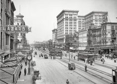 What Did New Orleans Look Like in 1910?