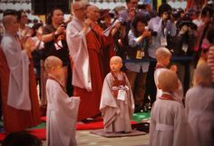 New Monks, Seoul, South Korea