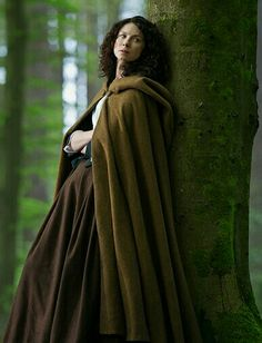 Caitriona Balfe as Claire Fraser. Episode 108 Both sides now 1001